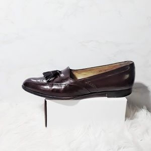 Bally | Leather Oxford Loafers